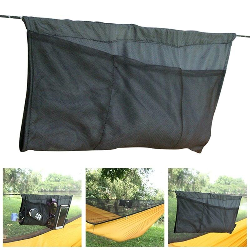 Hammock debris bag ridge rope suspension bag camping equipment tool кемпинг accessories Outdoor gadget Pakistan