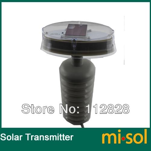 misol / Professional Wireless Weather Station Jutiklinis skydelis su - Matavimo prietaisai - Nuotrauka 3