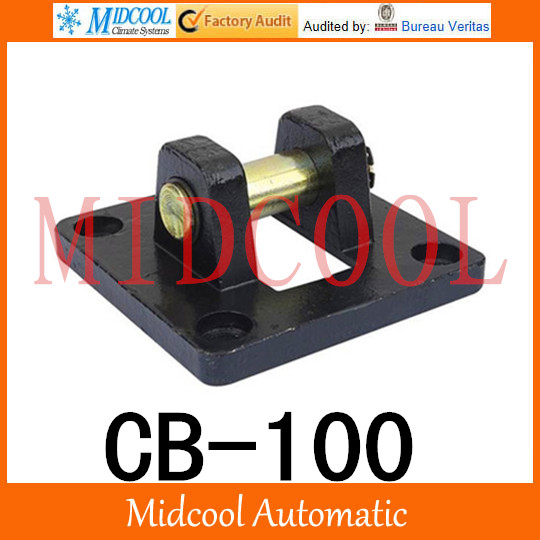 SC standard cylinder fittings installed base double earring CB-100 bore 100mm