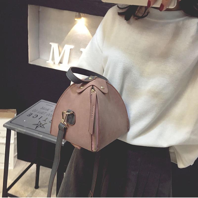sexo feminino casual bolsa do Formato : Triangle