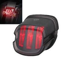 오토바이 테일 라이트 독수리 클로 led 테일 라이트 면판 램프 브레이크 램프