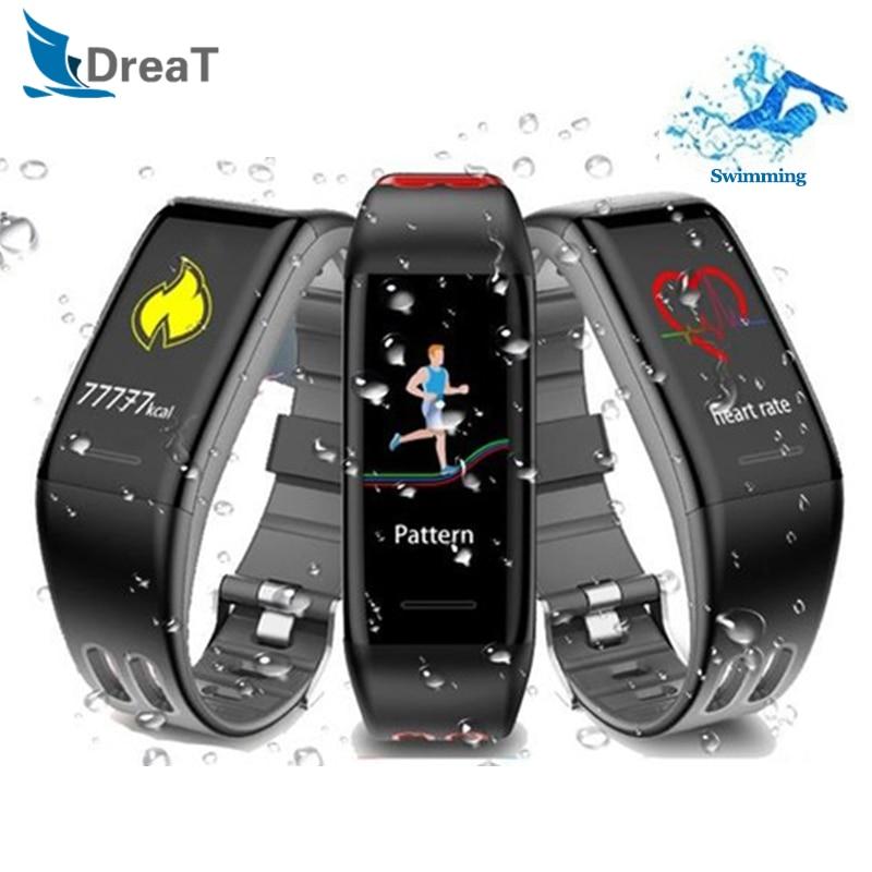Bangwei 2019 Neue Smart Gesundheit Uhr Blutdruck Herz Rate Sport Modus Smart Uhr Männer Frauen Fitness Uhr Wasserdichte Uhr Digitale Uhren