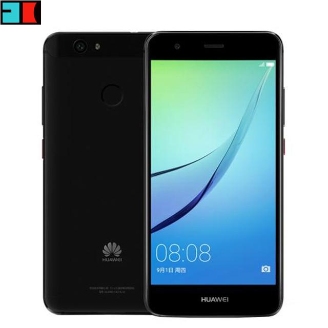 Original Huawei Nova Cell Phone 4G LTE 4GB RAM 64GB ROM MSM8953 Octa Core 5.0″ FHD 1920X1080P Dual SIM Fingerprint