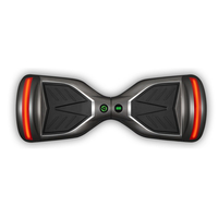 8 Inch New Hoverboard With Colored Lights Scooter 2 Wheel Hoverboard Bluetooch Self Balancing Scooter Smart