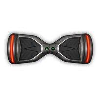 8 pulgadas nuevo hoverboard con luces de colores scooter 2 rueda hoverboard Bluetooth auto equilibrio scooter eléctrico inteligente tablero