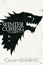 27x40cm Poster Game of Thrones Stark Decorative Home Wall Poster