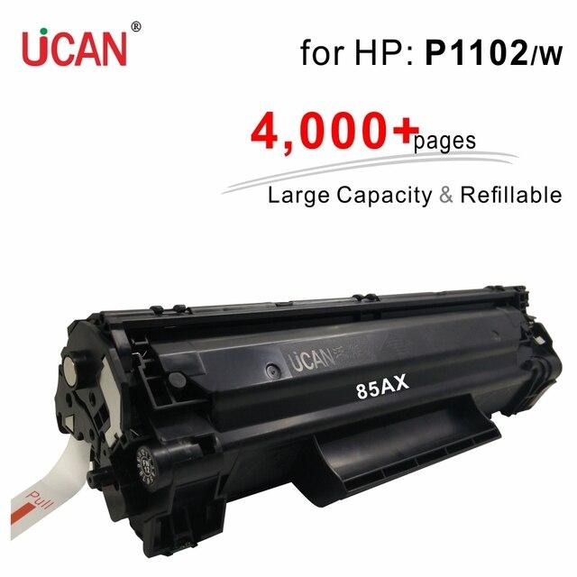 Para hp laserjet pro p1102 p1102w p1100 p1106 p1109 85a ce285a para hp laserjet pro p1102 p1102w p1100 p1106 p1109 85a ce285a cartucho de toner de impressora fandeluxe Gallery