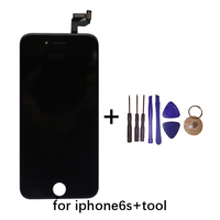 10pcs Lot For IPhone 6S LCD Display With Touch Screen Digitizer Assembly LCD Replacement 4 7
