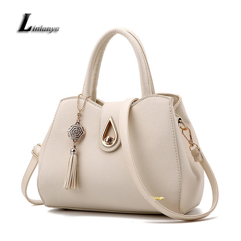 Ladies Pu Leather Crossbody Bags Women Beautiful Handbags ...