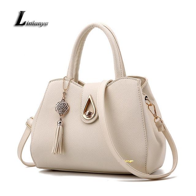 Las Pu Leather Crossbody Bags Women Beautiful Handbags Bolsos Mujer Deep Blue Shoulder For Female