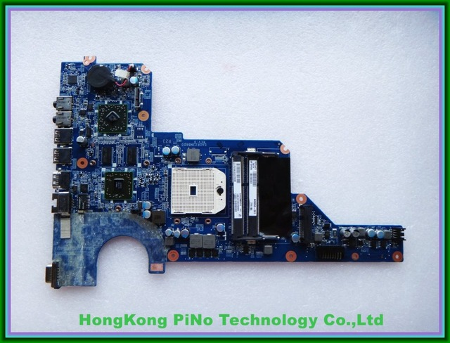 Бесплатная Доставка 649950-001 для HP Pavilion G4 G6 G7 материнская плата HD6470/1 Г DA0R23MB6D0/D1 REV: D 100% Тестирование гарантия 60 дней