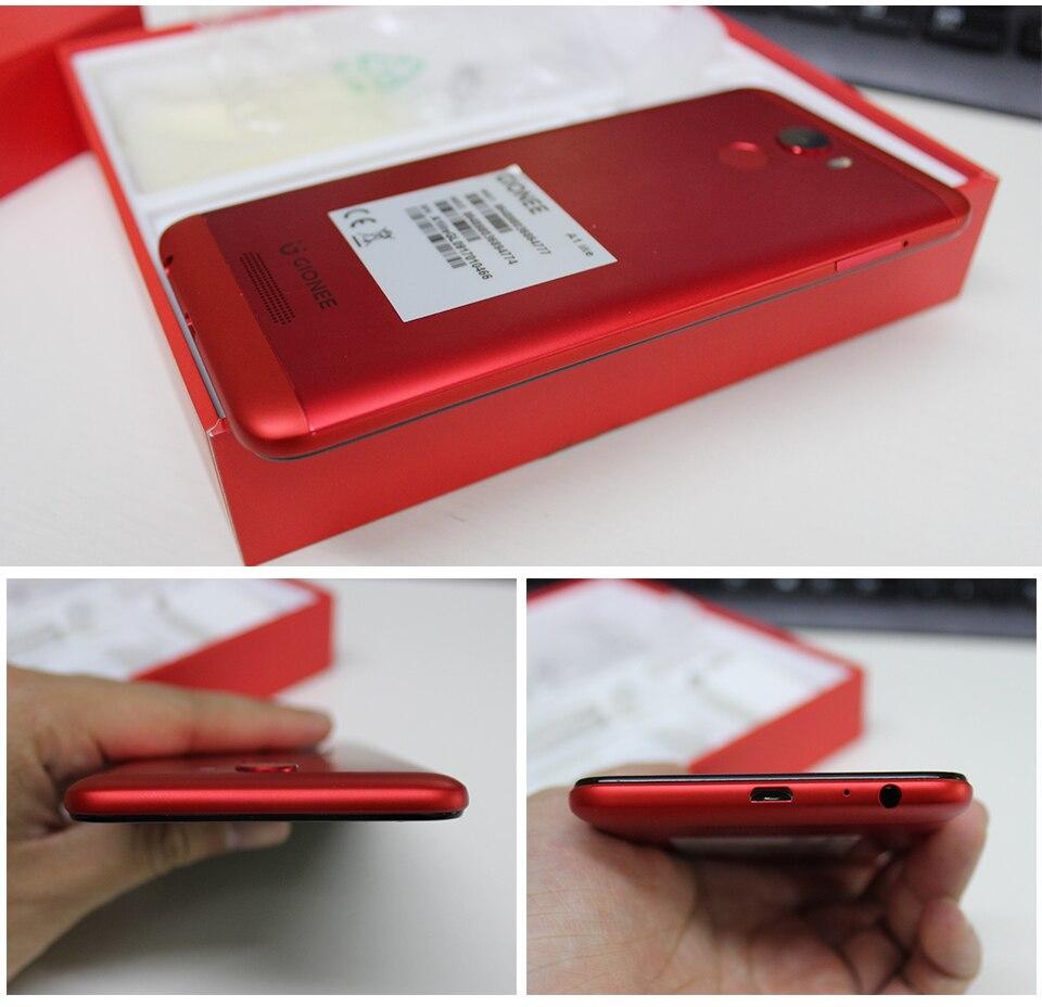 Gionee A1 Lite Mobile phone 3G RAM 32G ROM 5 3 Inch 4000mAh