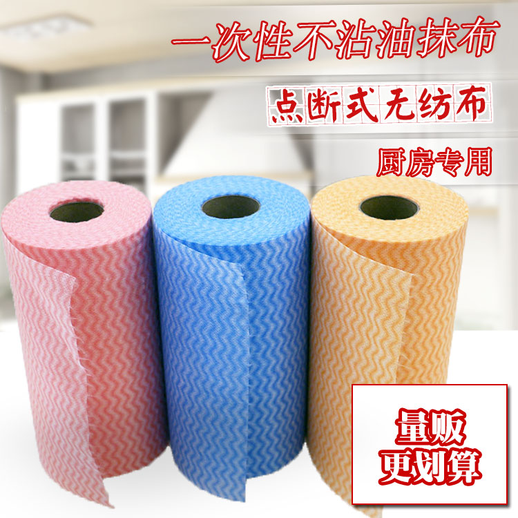 Absorbent Lint Free Cloth Thick Disposable Kitchen Dishcloths Not Contaminated With Oil Dish Towel In Cleaning Cloths From Home Garden On Aliexpress