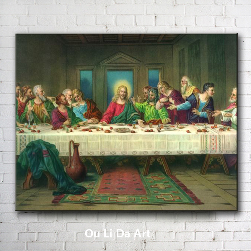 Popular Last Supper Paintings Buy Cheap Last Supper