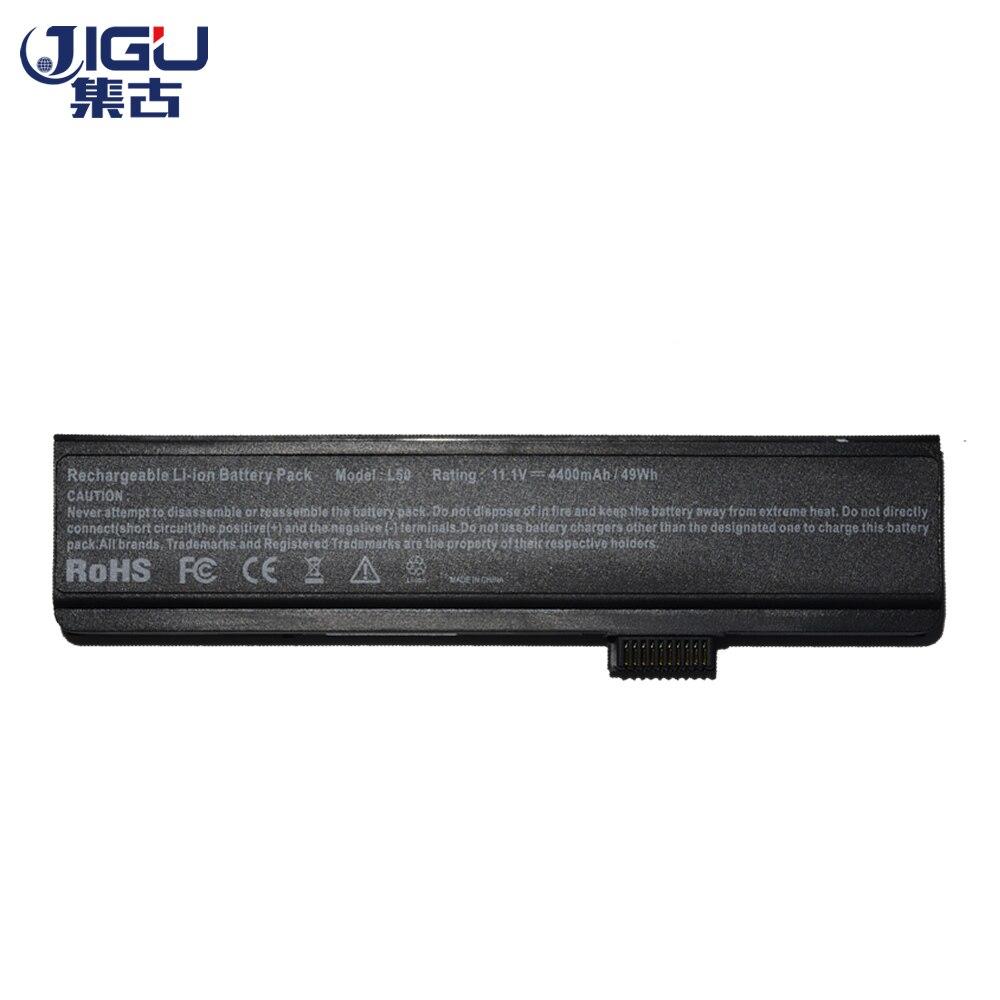 JIGU Batterie D'ordinateur Portable 23GL1GA0F-8A 63GL51028-AA L50-3S4000-C1L1 L51-4S2000-C1L1 POUR FUJITSU Pour Amilo F/PA 1510 POUR UNIWILL L50