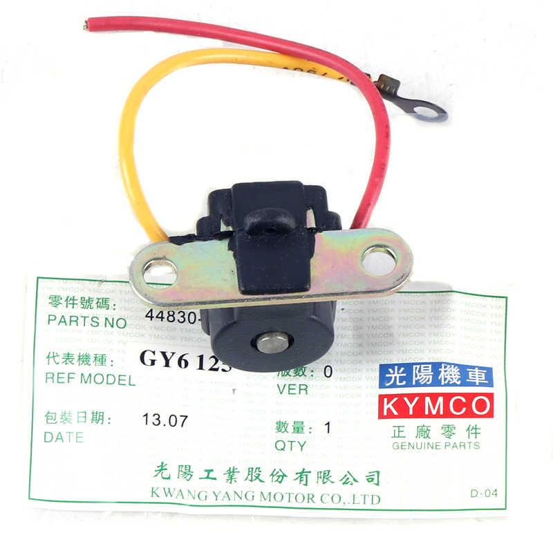 GY6 D'impulsion Bobine pour GY6 50cc 125cc 150cc 139QMB 152QMI 157QMJ Scooter Cyclomoteur Quad. Magnéto Stator D'allumage Ramasser Déclencheur
