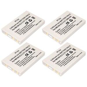 Image 2 - بطارية كاميرا DVISI 3.7V 1.2Ah EN EL5 EN EL5 ENEL5 لكاميرا NIKON Coolpix P530 P520 P510 P100 P500 P5100 P5000 P6000 P90 P80