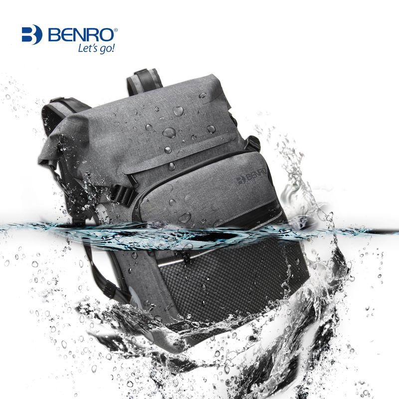 Benro Discovery100 Camera Bag Backpack Discovery on A Series of Professional SLR Camera Bag Waterproof Bag Discovery100 and 200 benro smart 200 nylon waterproof backpack bag for dslr camera