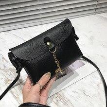 Female Crossbody Phone Bags For Women Quality PU Leather Luxury Handbag Designer Sac A Main Ladies Shoulder Messenger Purse Bag