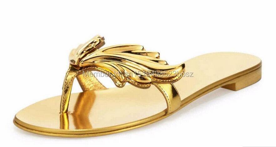 2017 Summer New fashion design slipper sandals women leaf slides flip-flops flats angel wing women slippers free shipping 2017 summer new fashion design slipper sandals women leaf slides flip flops flats angel wing women slippers free shipping