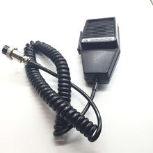 OPPXUN new CB Radio Speaker Mic Microphone 4 Pin for Cobra / Uniden Car CB Radio Walkie Talkie Ham Radio Hf Transceiver