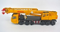 KDW 625003 Toy Alloy Forklift Model 1 50 Car Model Truck Boy Gift Box Simulation Bulldozers