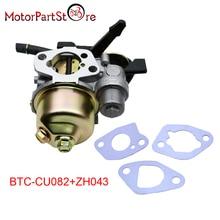 Carburetor for Harbor Freight Greyhound Warrior Heat 163cc 5.5hp 196cc 6.5hp Lifan Baja Mb165 Mb200 Bike Gas Engine 66014 66015