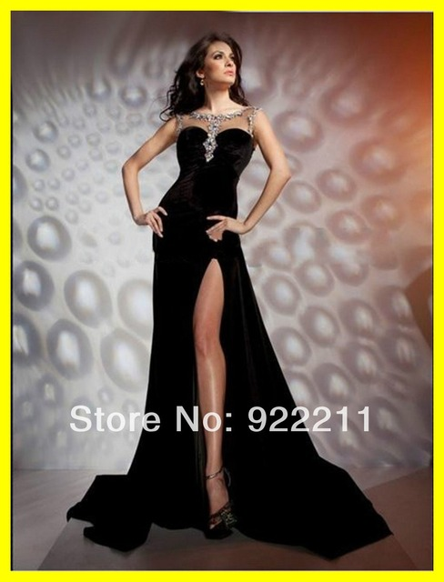 Very Evening Dresses Couture Long Formal With Sleeves S Sheath Floor