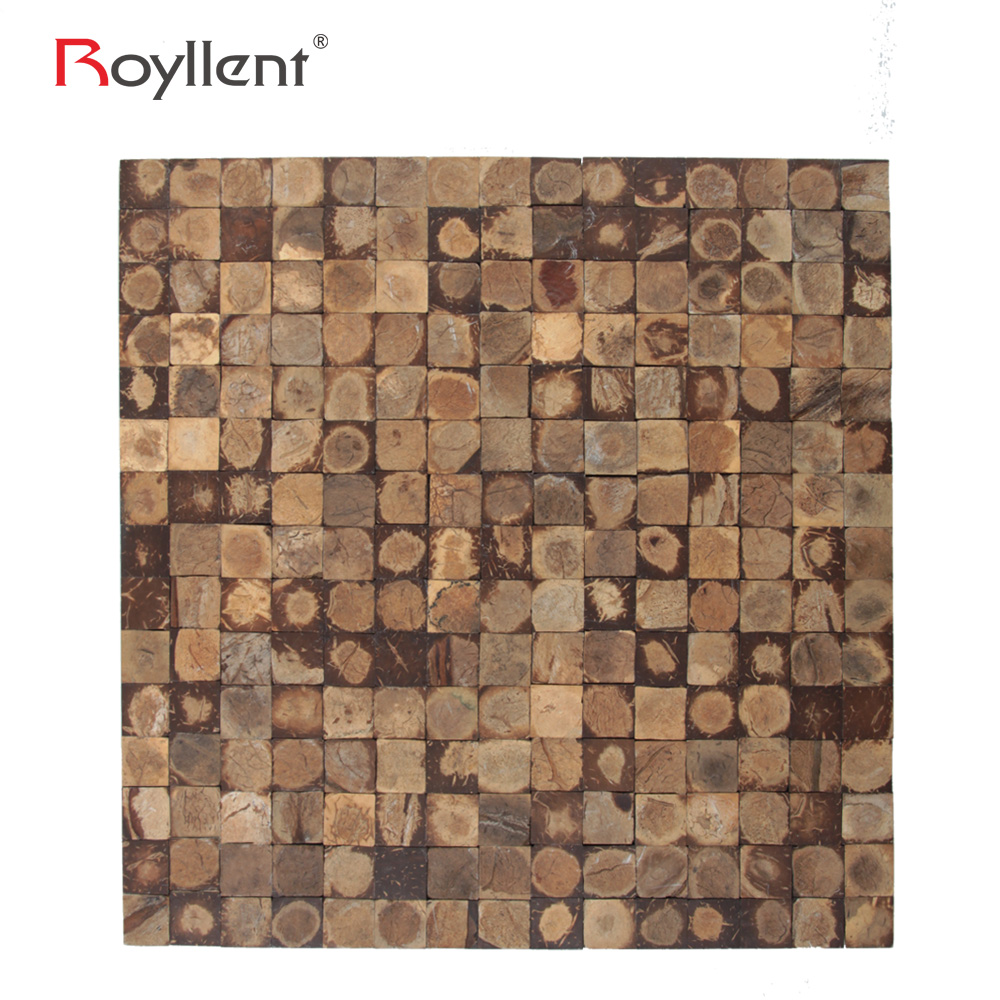 Wall tile buy cheap stone wall tile lots from china stone wall tile - Coconut Wall Tile