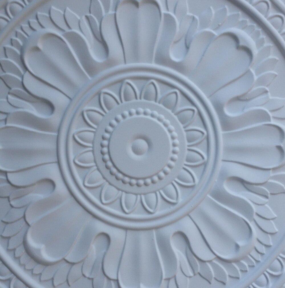 PL17 faux tin ceiling tiles white matt color 3D embossed cafe club ...