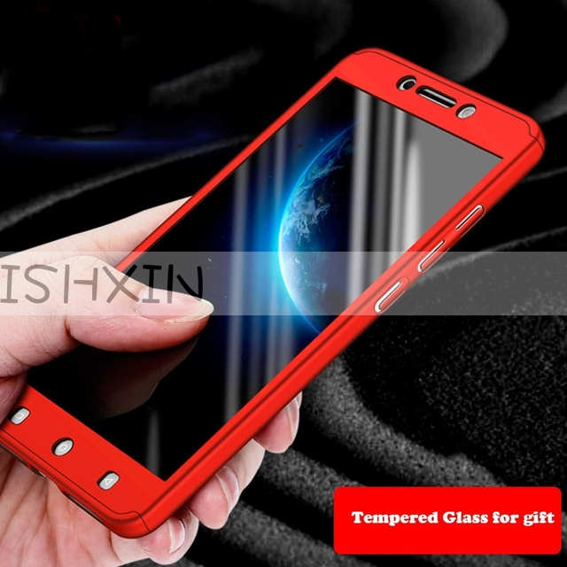 new style 87a9b 8c005 US $3.99 |360 Degree Full Cover Cases Letv LeEco Le 2 Le2 Cover Case with  Tempered Glass Coque For Letv LeEco Le 2 X526 / Le S3 X522 5.5