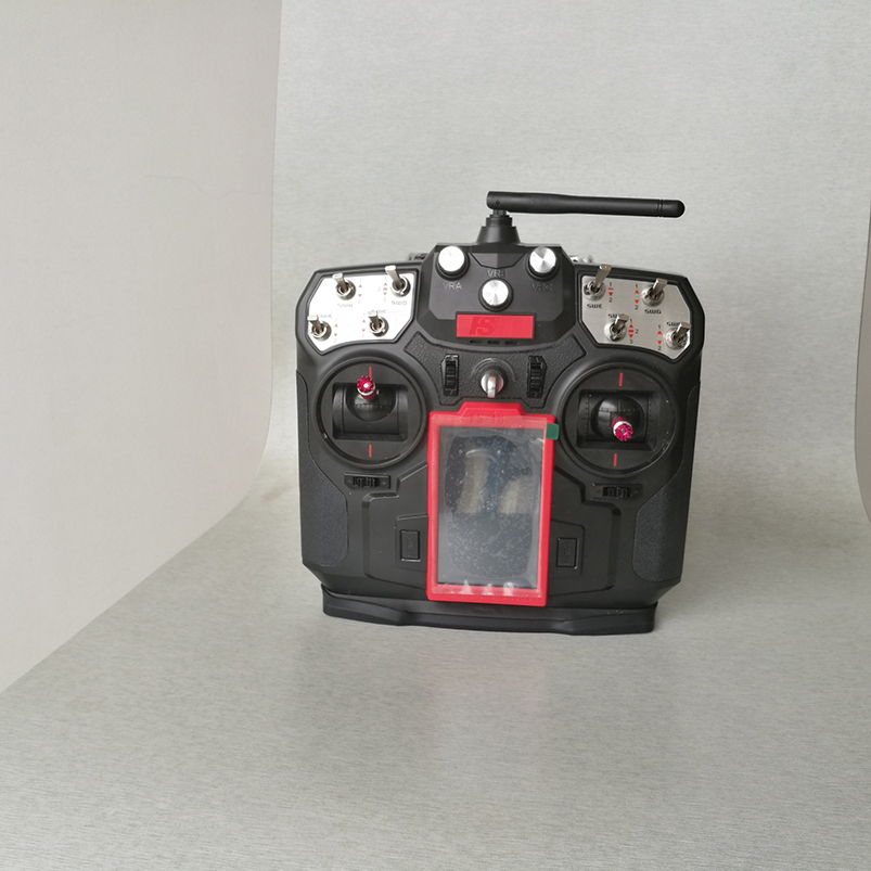 Original FS-I8 2.4G 8CH RC Transmitter TX +Mode 1 i8 IA6B/