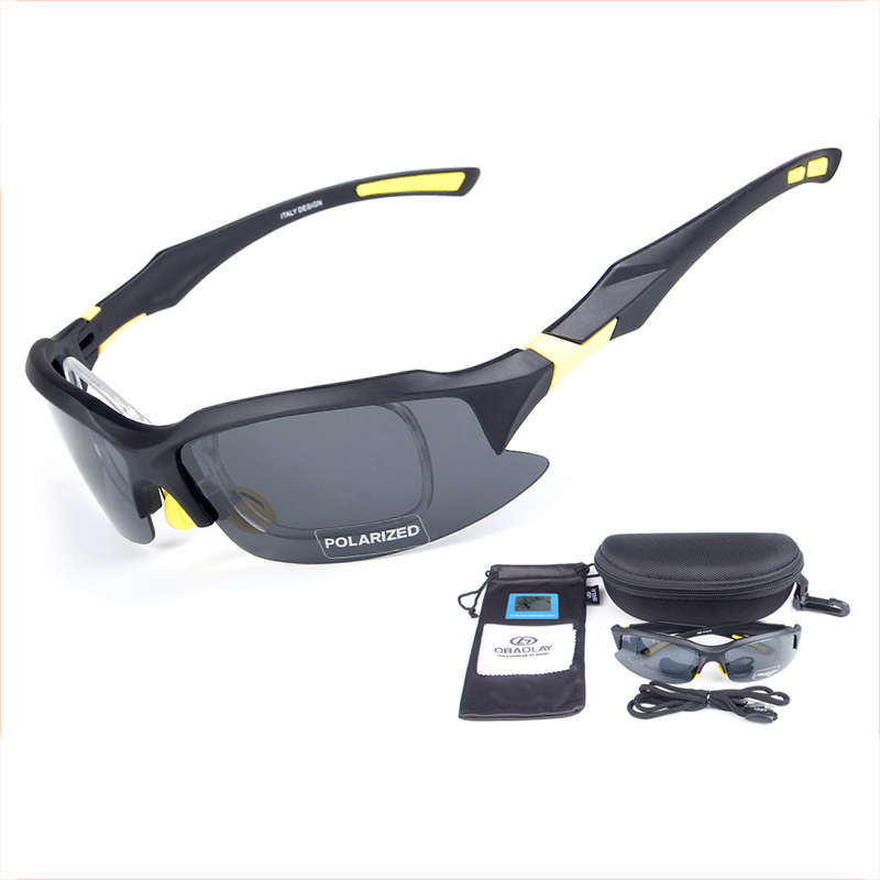 Polarized Cycling Sun Glasses Outdoor Sports Bicycle Men Women Bike Sunglasses Goggles