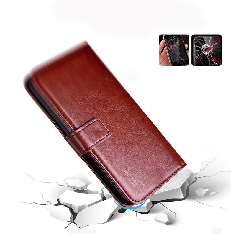 QIJUN Brand Case For Samsung Galaxy Note 3 N900 N9000 N9005 N7505 N7506 Cover PU Leather Retro Wallet Flip Stand Phone Cases Bag in Flip Cases from Cellphones Telecommunications