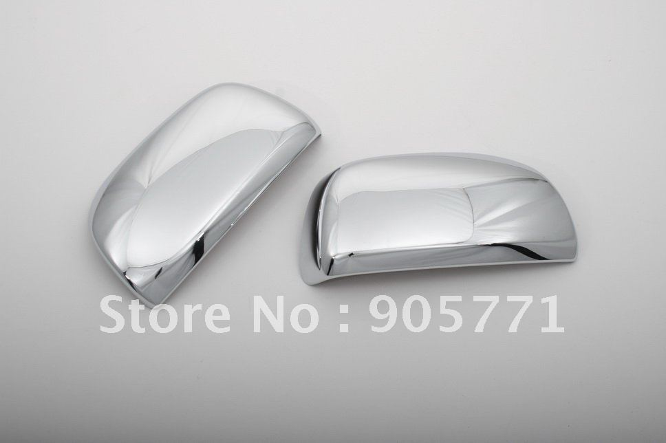 High Quality Chrome Mirror Cover for Daihatsu Terios 06-09 free shipping high quality chrome head light cover for volkswagen tiguan free shipping brand new