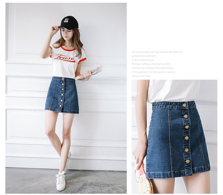 HTB14oYhQFXXXXc.XVXXq6xXFXXXA - FREE SHIPPING Women High Waist Retro Denim Skirt JKP275