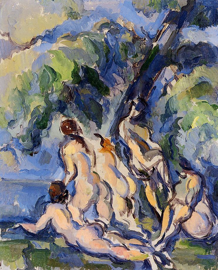 Paul Cezanne Oil Painting Reproduction,handmade oil painting,oil painting,bathers-1906,canvas oil painting,high qualityPaul Cezanne Oil Painting Reproduction,handmade oil painting,oil painting,bathers-1906,canvas oil painting,high quality