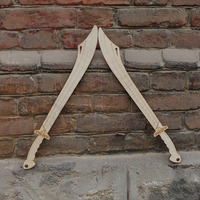Sword toy Boy Gift Knight Sword Cosplay Pirate Sword wooden Sword