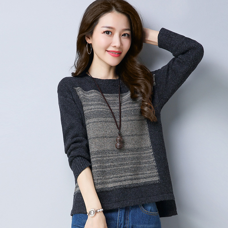 loose Short design Maternity long sleeve sweater fashion autumn winter large size O-Neck pullovers sweaters N130 21w 3500k 2500lm 322 smd 3528 led warm white light ceiling lamp w magnet silver ac 110 250v