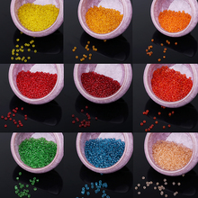Candy Colors Crystal Czech Glass Seed Beads 1000pcs/lot 2mm fits for DIY Jewelry Making