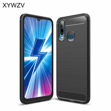 For Vivo Y17 Case Armor Protective Soft TPU Silicone Hard PC Phone Y3 Back Cover Fundas