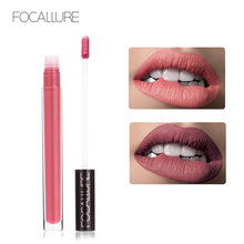 Focallure 14 Colors Red Color Matte liquid Lipstick Lips Vitamin Waterproof Cosmetics Lip Nude Beauty