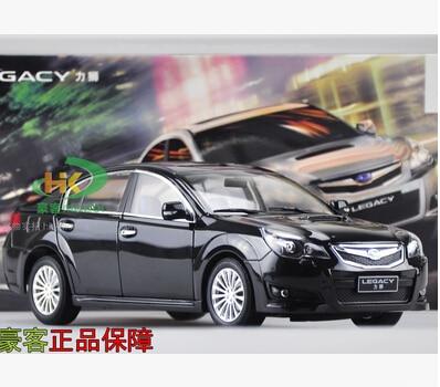 ФОТО New Subaru Legacy 1:18 Original high-quality alloy car model Japan sports car collection gift boy toy hot sale