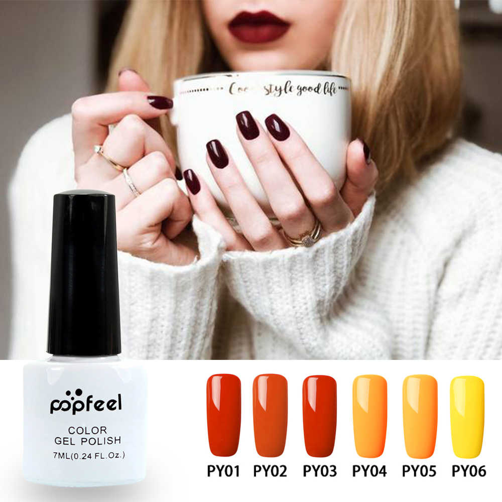 33 colori Semi Permanente di UV LED Soak-off Gel Per Unghie Set Smalto Del Gel UV Vernis Lacca Unghie artistiche Manicure Gel per le Unghie Bellezza