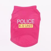 Cute Little Puppy Police T-Shirt