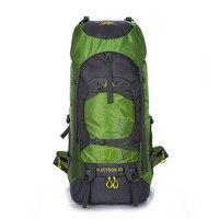60L Professionelle Bergsteigen Klettern Rucksack Reise Mochilas Laptop Zurück Taschen Camp Hike Ausrüstung Für Männer Frauen
