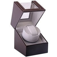 Watch storage Watch box winder Automatic Motor Shaker Winders box Jewelry Watch Box case Holder Display Jewelry Case