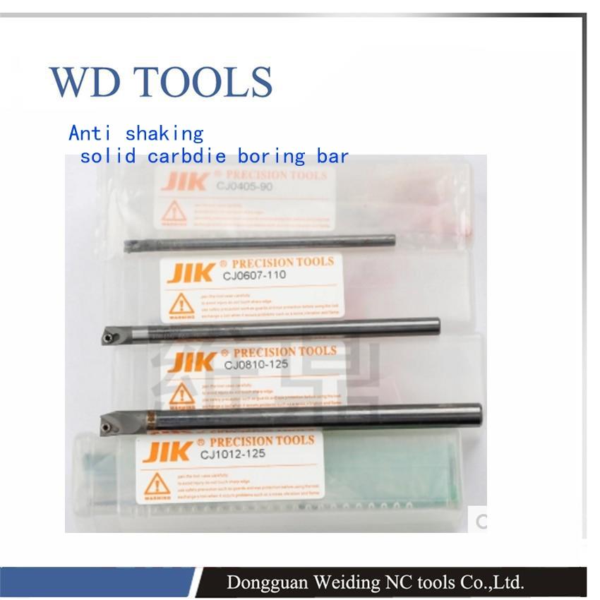 CJ0607-110 internal turning tool holder boring bar cutting tools use mini CNC lathe Machining Center use  WB**0601 insert