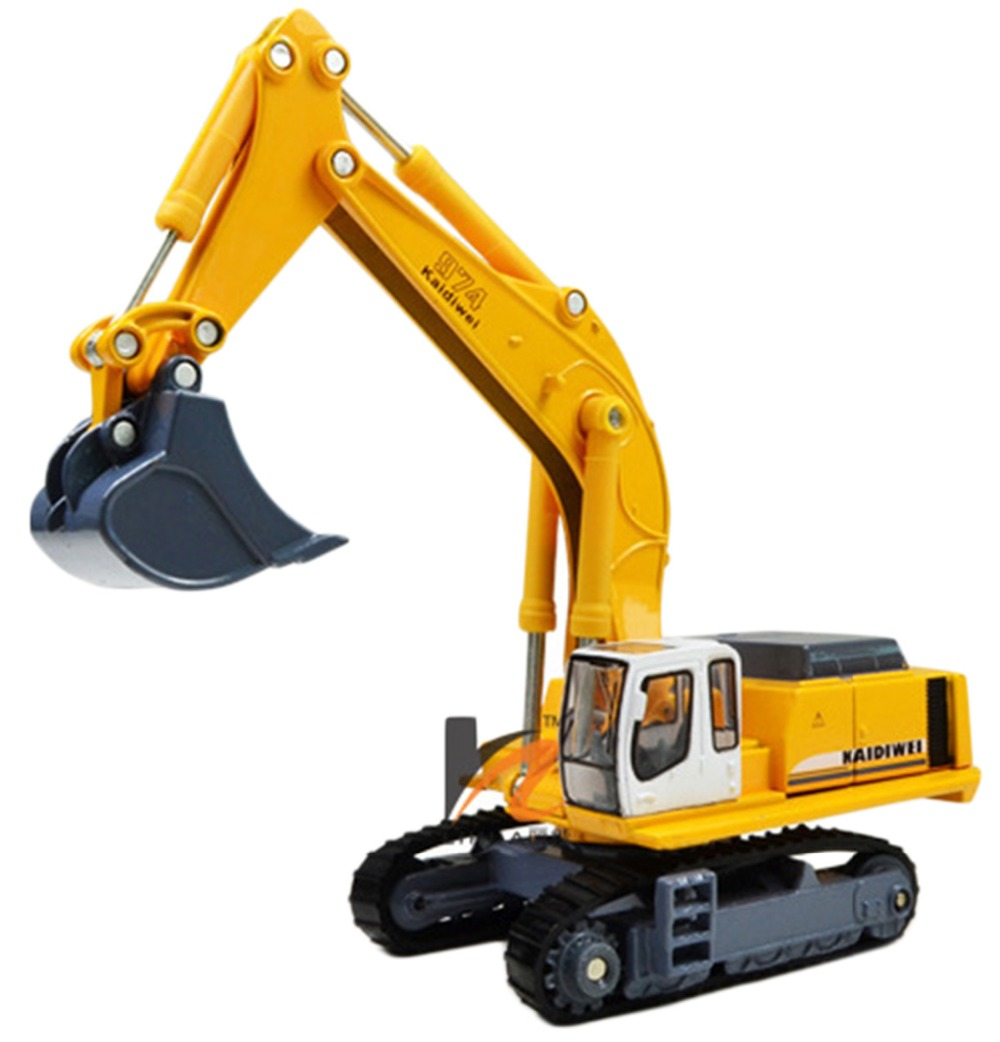 Construction Vehicle Toys For Boys : Online buy wholesale rc hydraulic excavator from china