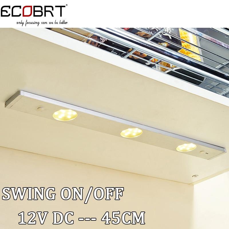 Moderno 45 cm 17.7 pulgadas largo linear barra de luz LED IR sensor ...